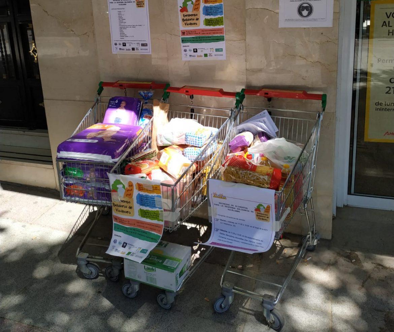 Almeida sigue dando la espalda a las familias necesitadas