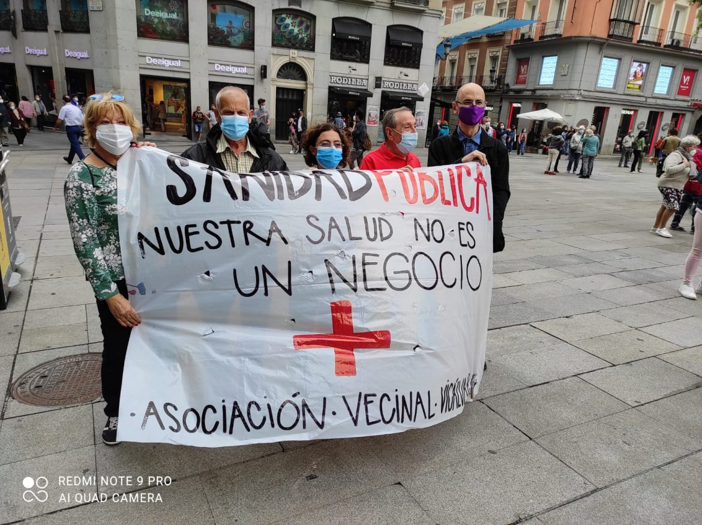 Manifiesto por la Atención Primaria en la Comunidad de Madrid